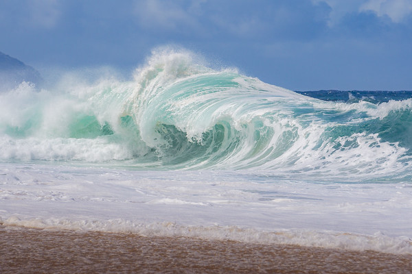 Hawaiian Shorebreak
