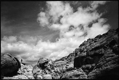 Red Rock, April 2014.