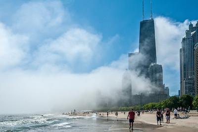 Fog invasion