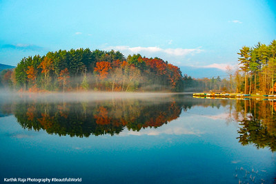 Lake Perez, Shaver's Creek Environmental Center, Pennsylvania