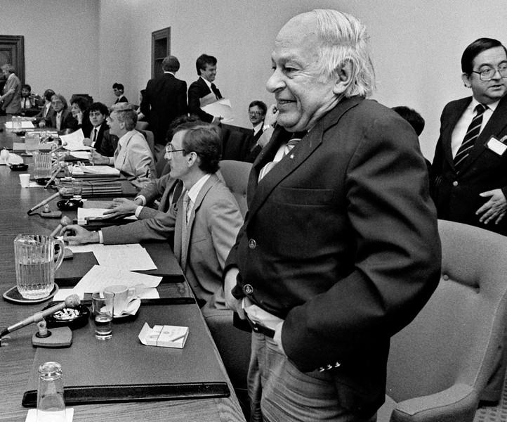 Caucus du parti québécois. 1981