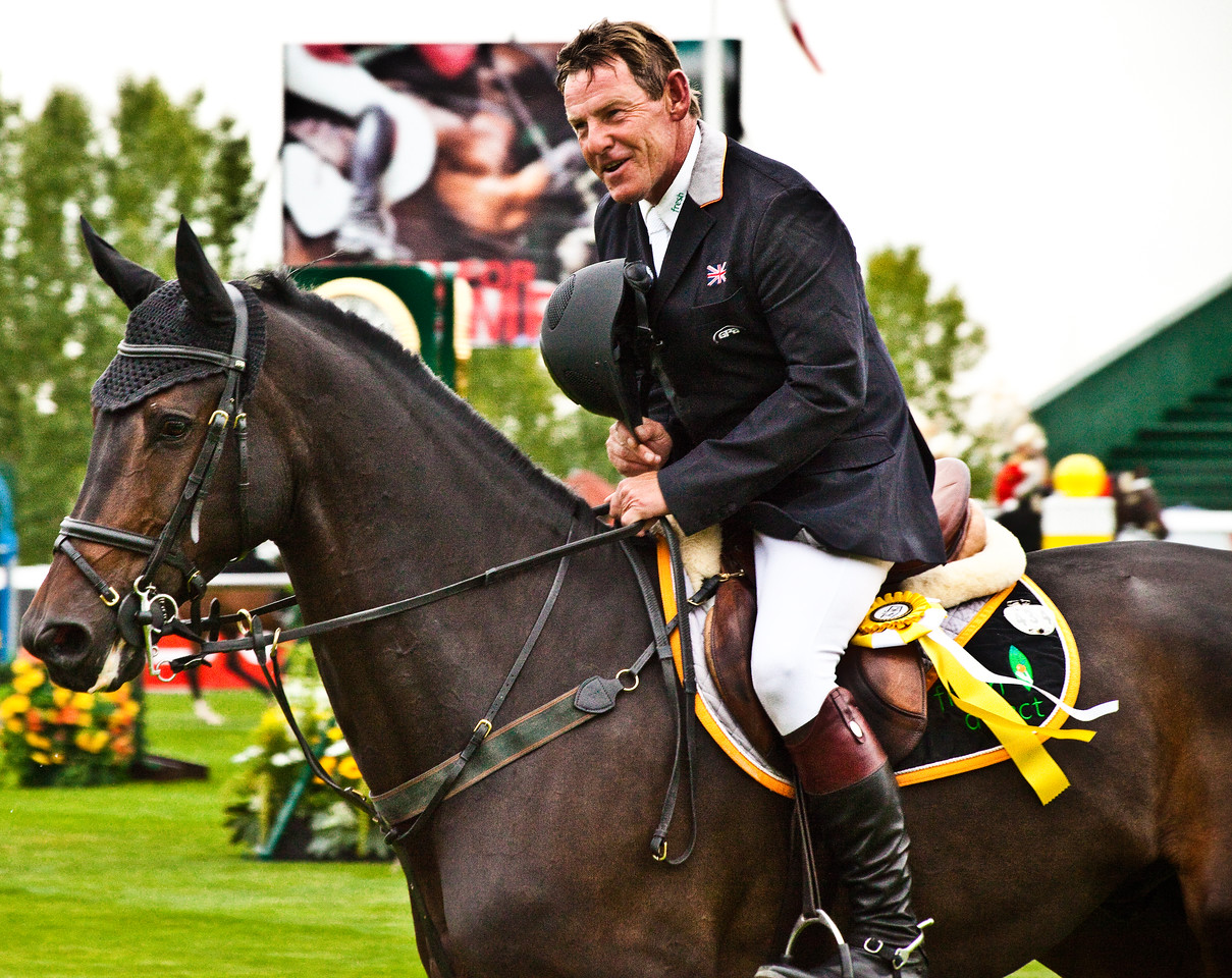 The best equestrians in the world gather each September in Calgary, Alberta, for the Spruce Meadows Masters Tournament.