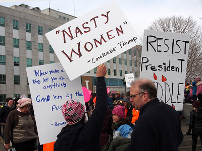 Women's March on Augusta - Jan 21, 2017