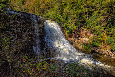 Muddy Creek Falls, Maryland