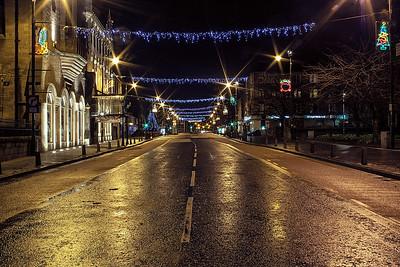 Rutherglen Main Street,  November 2012