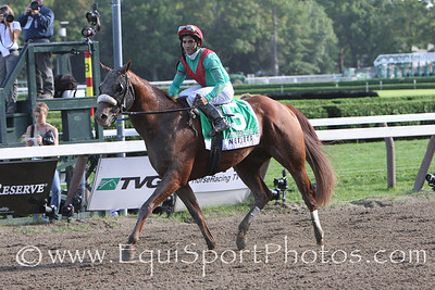 Visionaire (Grand Slam), Alan Garcia up, wins the King's Bishop at Saratoga 8.23.2008sk (No Photo Credit Please)