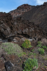 La Palma, Volcan Teneguia, 2013-01-16 11:46