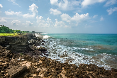 West Java head at the Indian Ocean, 2012-05-17 10:58