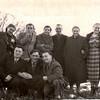 1956-1959. Вчителі школи на відпочинку.
