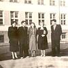 1956-1959. Заліщицька середня школа ім. Осипа Маковея.  Вчителі школи.
