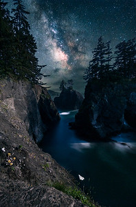 Natural Bridge, Oregon
