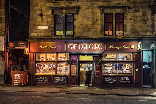 The Georgic Bar, Shawlands