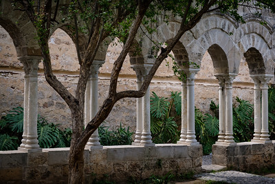 Church of St. John of the Hermits, Palermo, Sicily