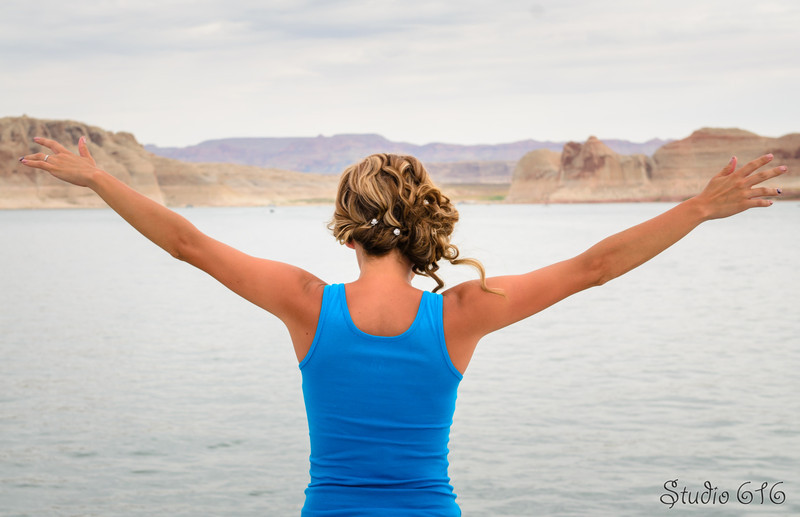 Wedding Photography Phoenix, Lake Powell, Beach Wedding