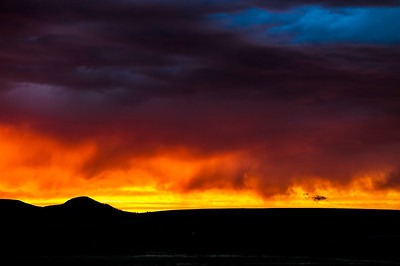 Sunset on the Ranch 0263