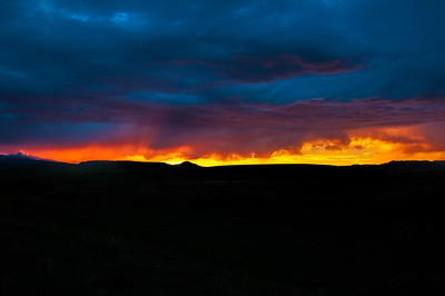 Sunset on the Ranch 0258