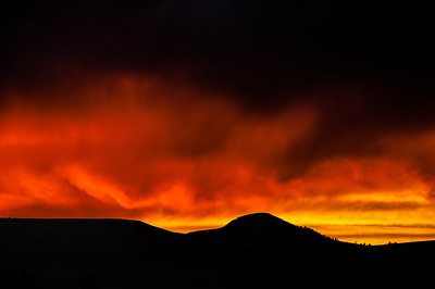 Sunset on the Ranch 0264