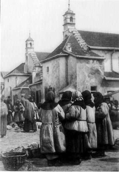 730. На ринку біля ратуші, жовтень 1931 року