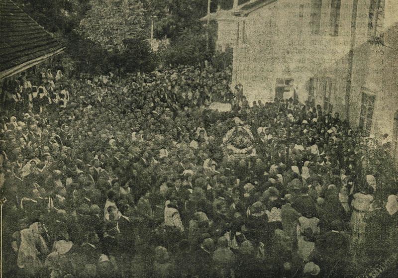 57. Похорон О. С. Маковея