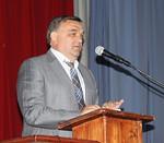 І. П. Дрозд – голова районної державної адміністрації, голова районної ради