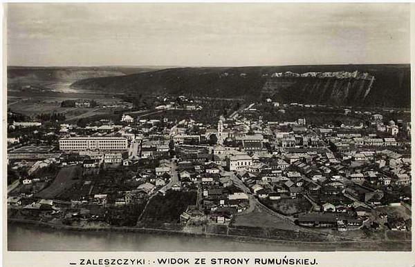 750. Панорама Заліщик