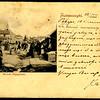 806. Листівка з Заліщиків від 13.08.1901 року.