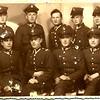 326. Курсанти офіцерської школи. Сидить перший зліва Д. Капчак