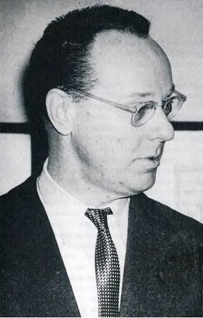 284. Юрій Шерех (Шевельов) - славіст-мовознавець, історик літератури, критик
