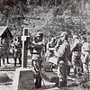 578. Коло поховань австрійських вояків, 1916 рік