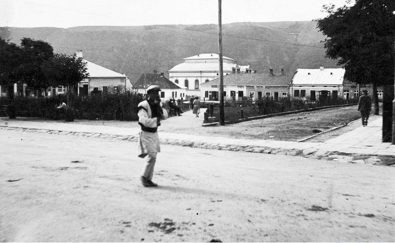 74. Вид на синагогу