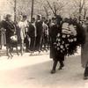 295. Вшанування пам'яті загиблих євреїв в Заліщиках, 50-і роки