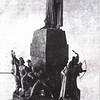 511. Проєкт пам'ятника Т.Г. Шевченку (скульптор Михайло Гаврилко) створений в Заліщиках (1912)