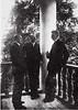 662. Євген Петрушевич з соратниками С. Голубовичем і С. Вітвицьким, 1919 рік