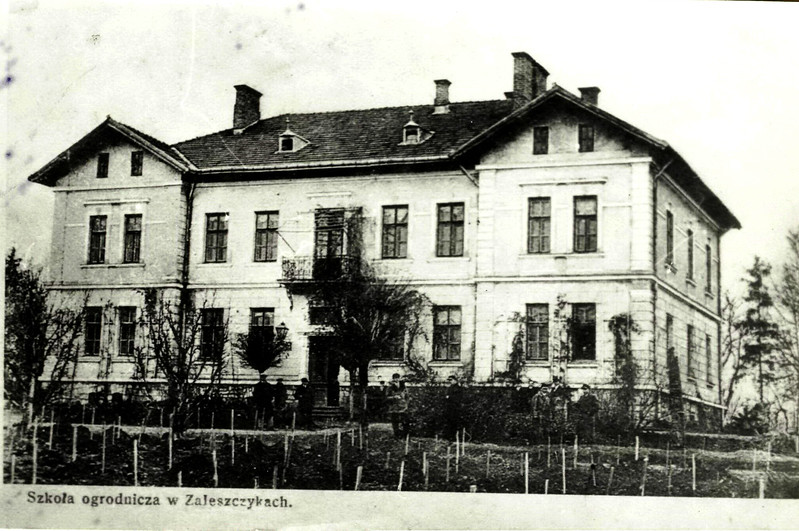 494. Будинок Крайового закладу садівничого.