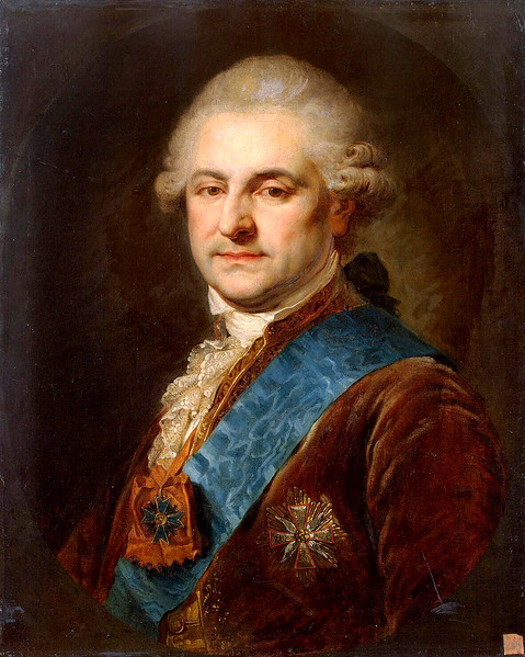 161. Станіслав Авґуст Понятовський.