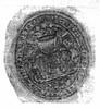 221. Печатка ремісничого цеху з виготовлення кінської упряжі (1802 р.)
