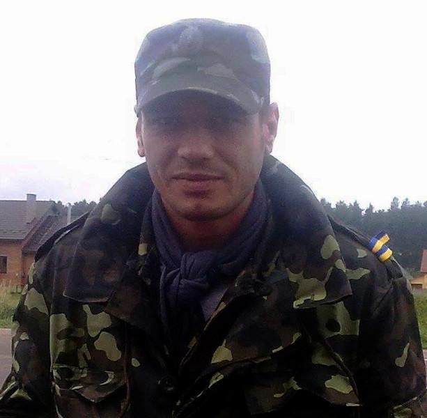 529. Станіслав Лаврик – воїн Збройних Сил України