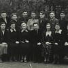 235. Учні технікуму, в центрі І. Шилюк