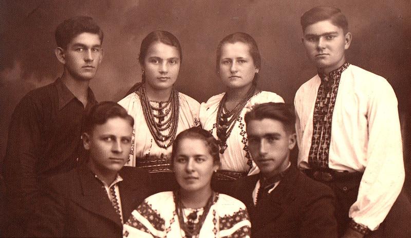 151.  Українська молодь 30-х років