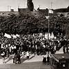 488. Посвячення Національного Прапора на центральній площі, 29 квітня 1990 року