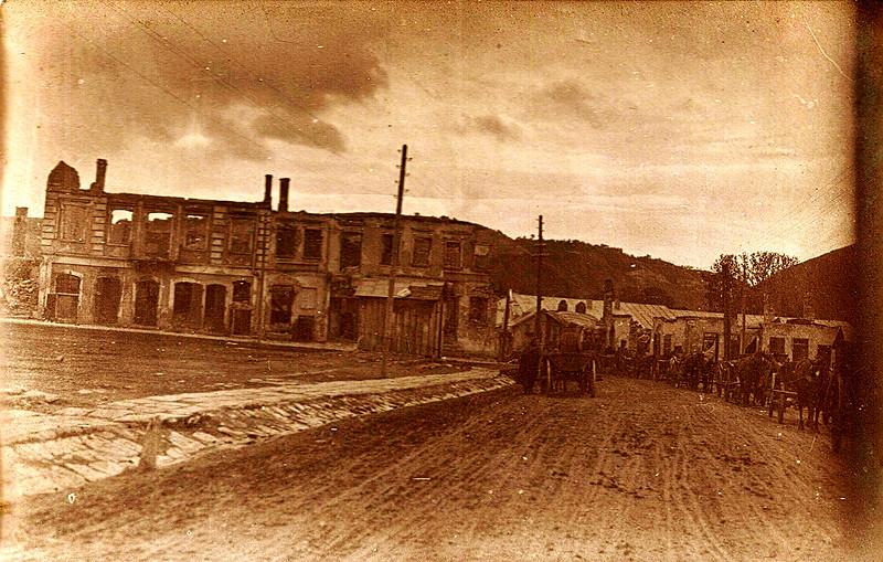 570. Руїни на площі Ринок,  15 листопада 1915 року