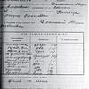 593. Фрагмент протоколу обшуку М. А. Долинського
