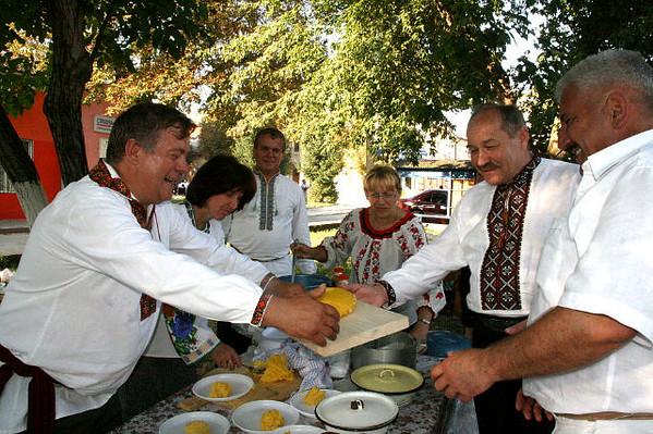 550. На святі в День Незалежності України