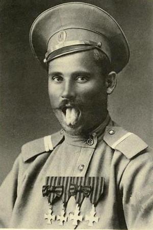 564. Російський солдат А. Макуха