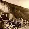 232. Танки Червоної армії на березі Дністра, 1940 рік