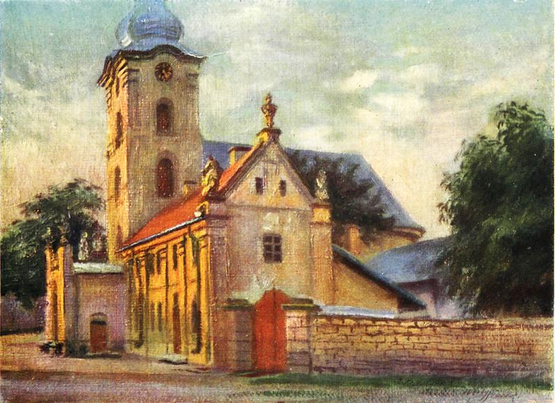 210. Костел св. Станіслава