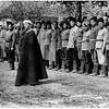 655. Симон Петлюра проводить огляд частин армії УНР, весна 1919 року.