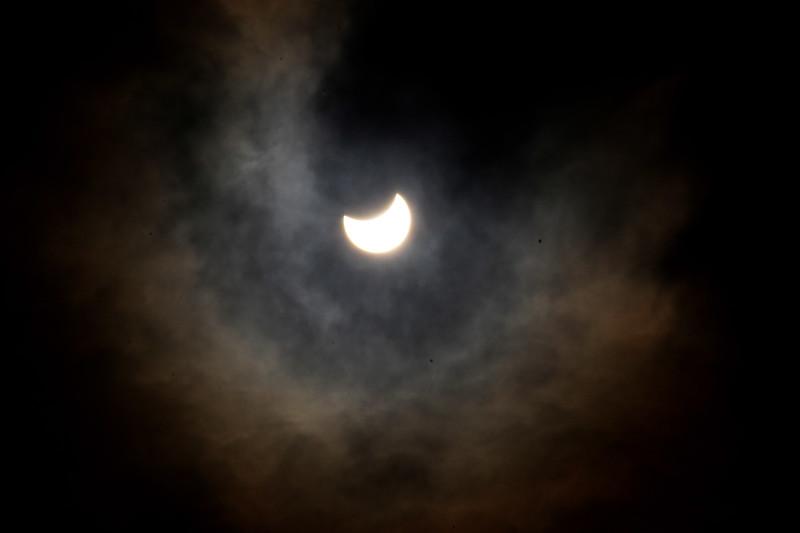 41. Сонячне затемнення 20 березня 2015 року. Заліщики