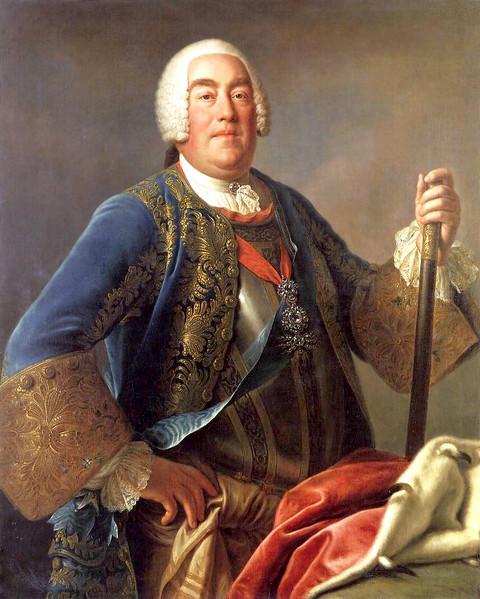 99. Король Август ІІІ.