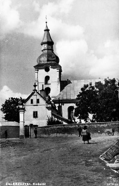 412. Костел св. Станіслава.